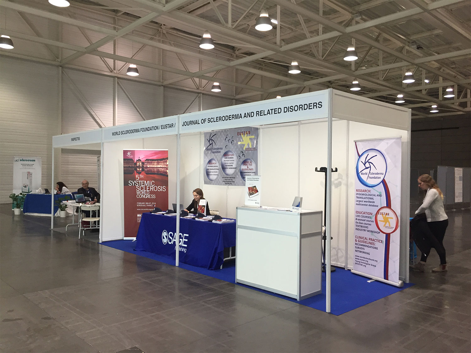 EUSTAR is preparing its participation to the upcoming ACR congress